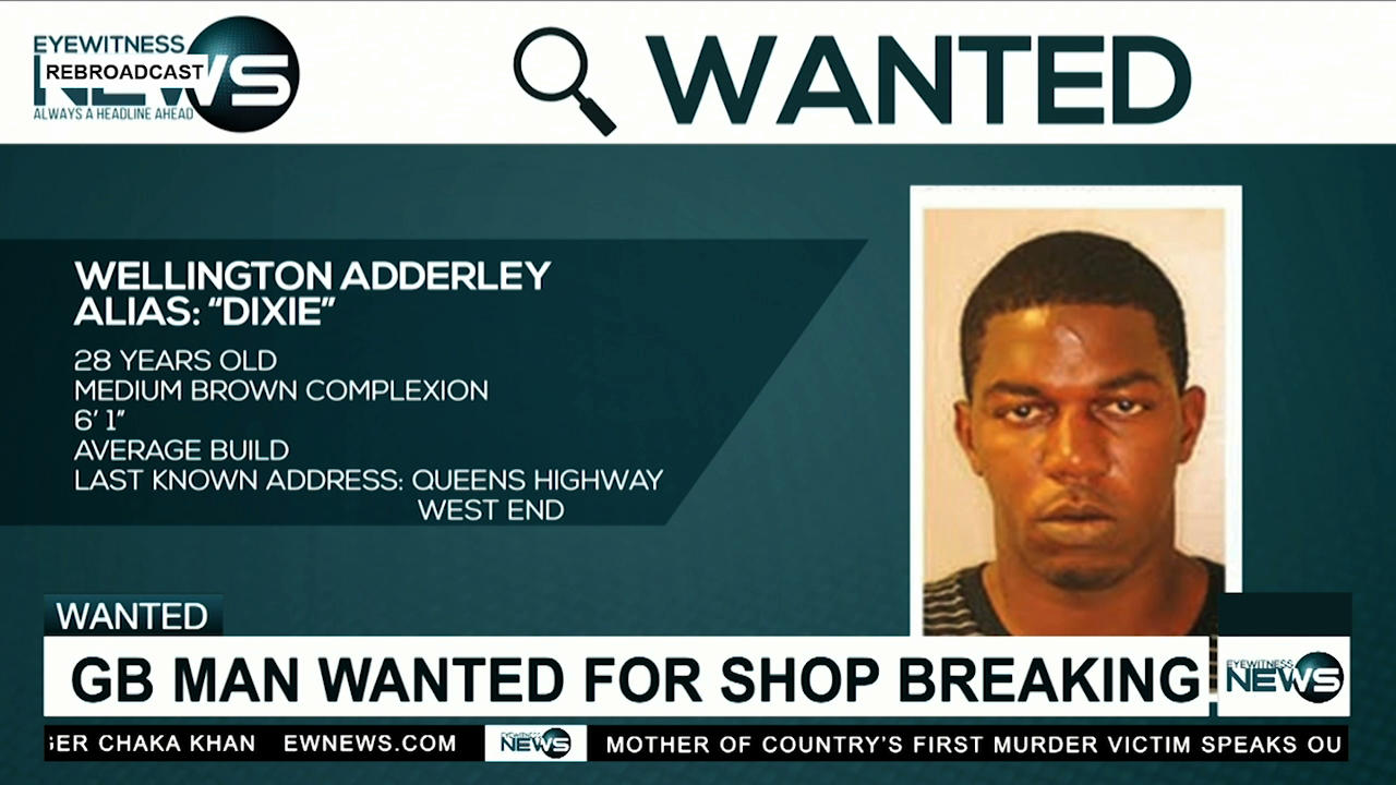 Man wanted in GB for housebreaking