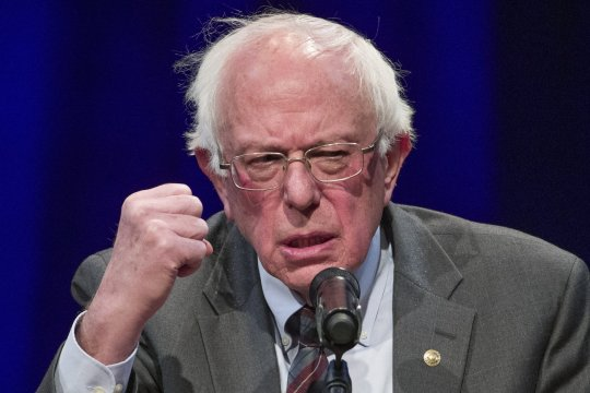 The Latest: Sanders' 2020 campaign raises $4M in half a day