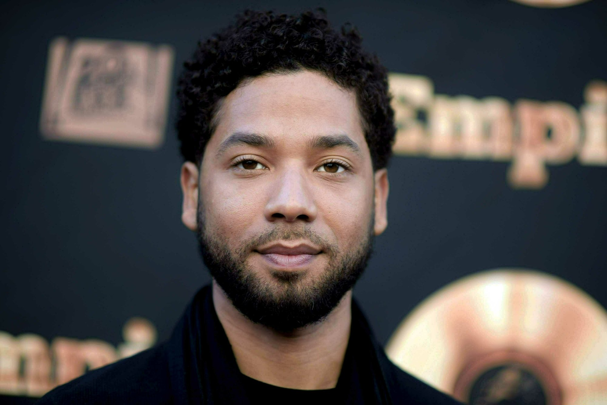 'Empire' actor charged with making false police report