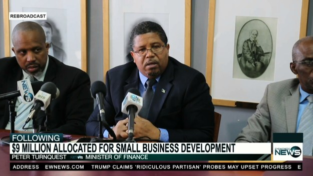 Govt. announces $9 million fund for Bahamian entrepreneurs
