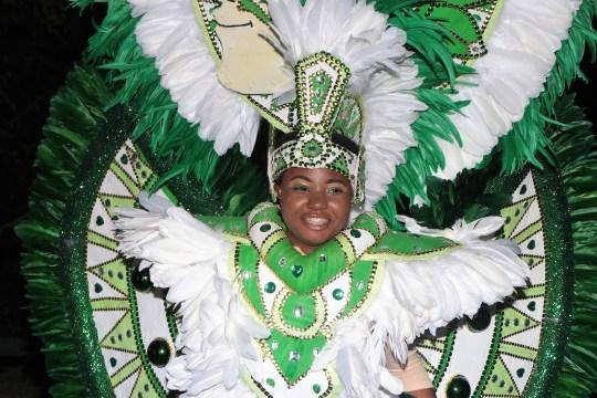 Hundreds cheer Abaco's 2019 Junior Junkanoo Parade