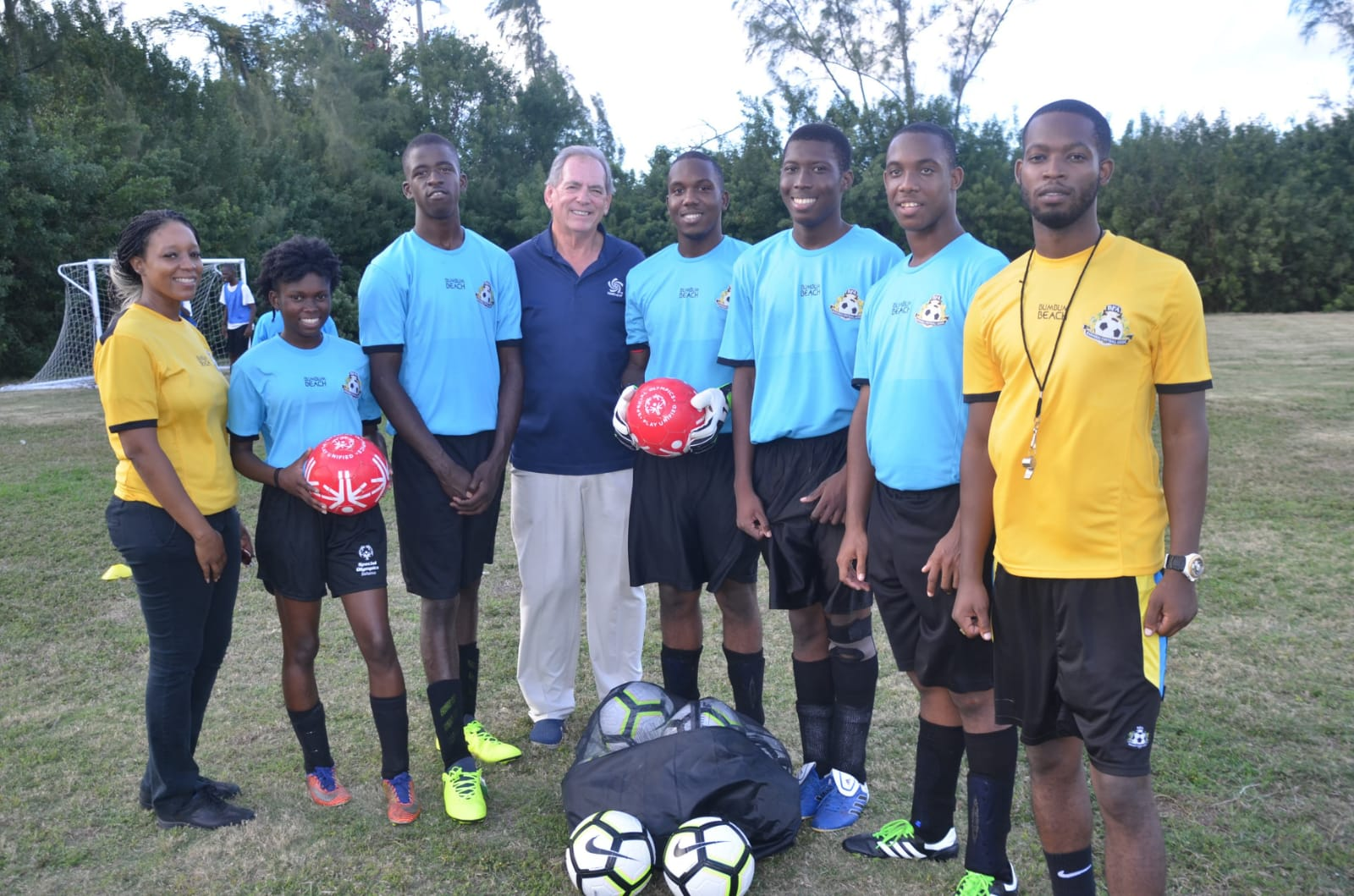 Special Olympics Bahamas looking to form corporate partnerships
