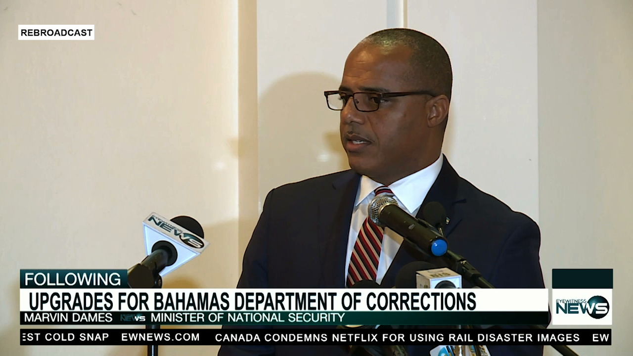 """Dames: Correctional officers will no longer be treated like """"step children"""""""