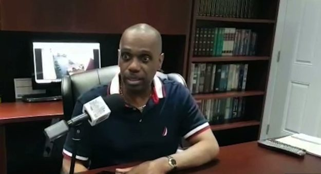"""McAlpine claims FNM wants to """"see me gone"""""""