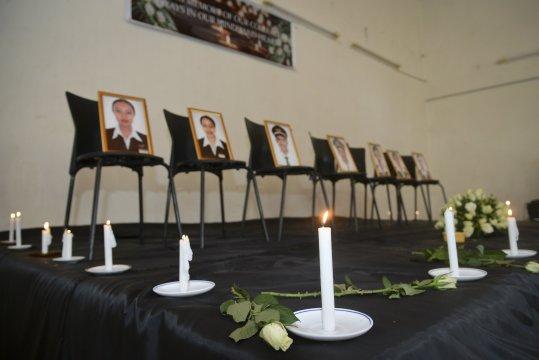 Ethiopian crash victims were aid workers, doctors, academics