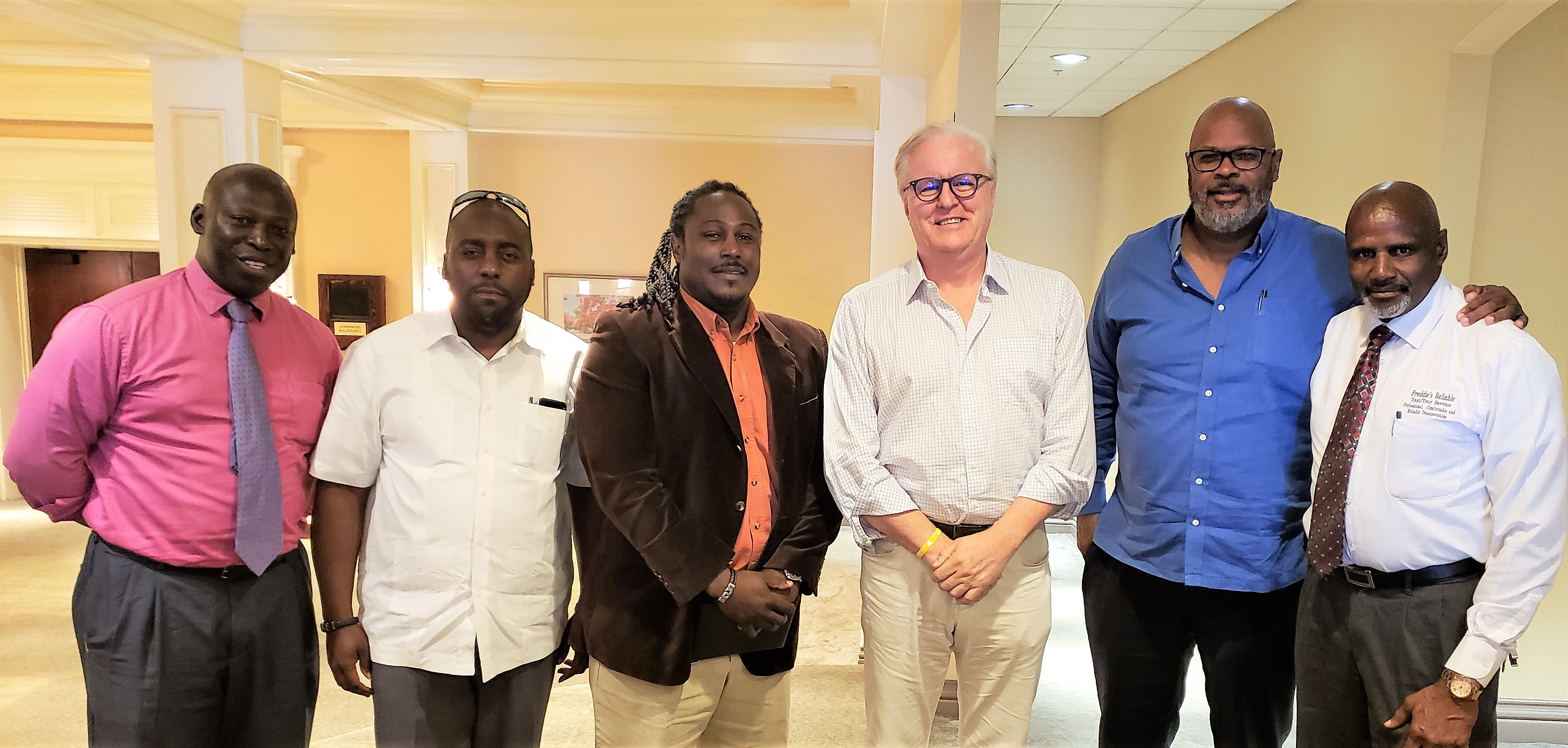 Bahamas Taxicab Union launches partnership with Global Ports Holding