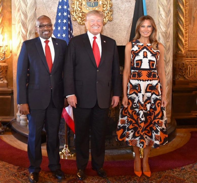 PM meets with US president, first lady