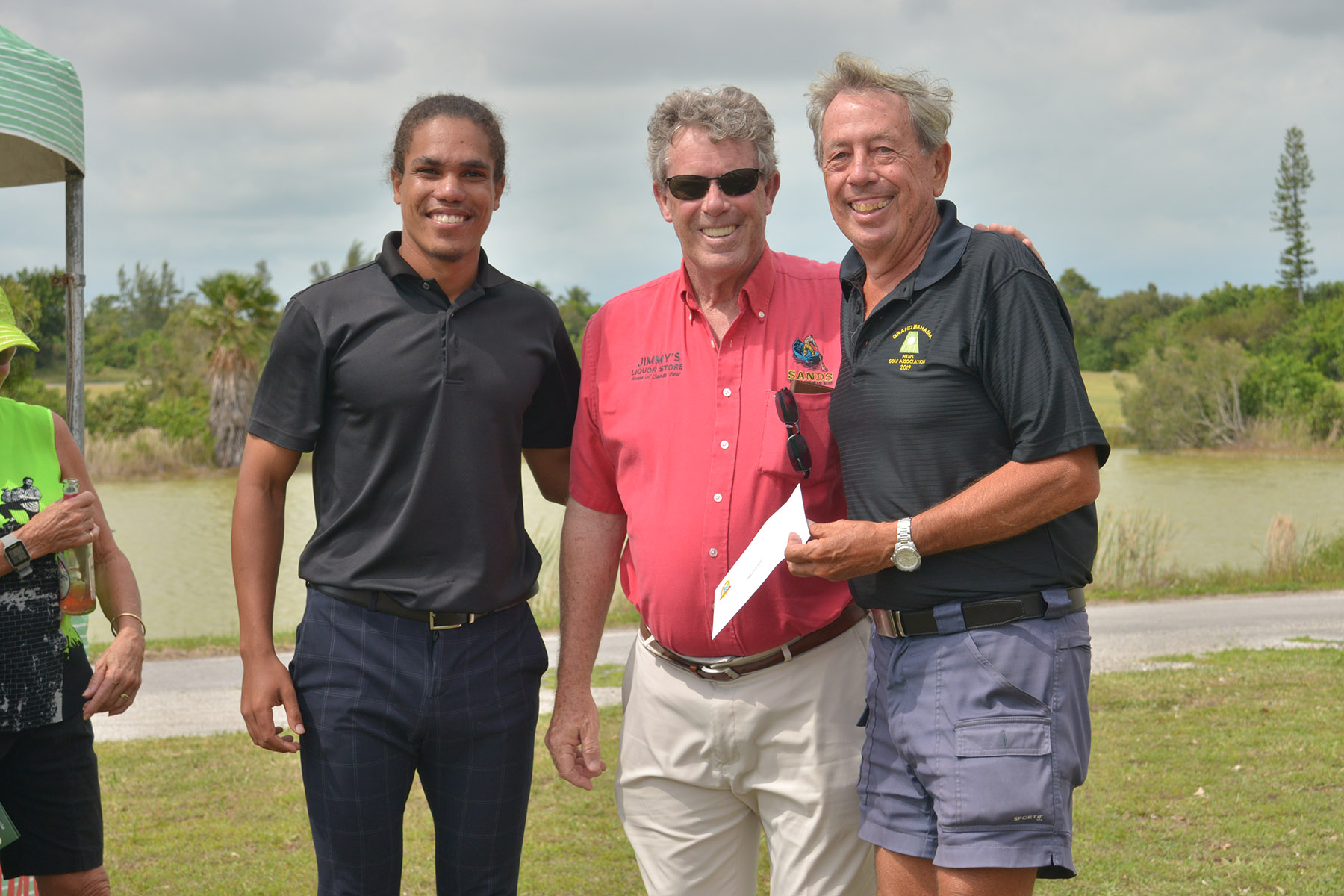 Sands makes 9th-year tournament one of giving back