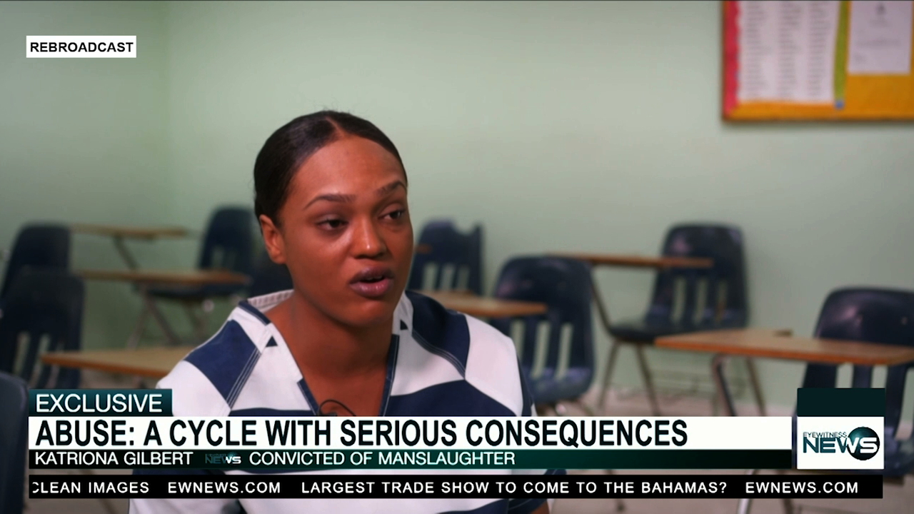 Female prison inmate recounts cycle of abuse