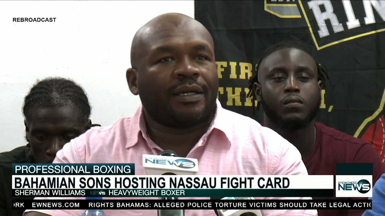 Bahamian and Sons Promotions looking to rejuvenate local boxing