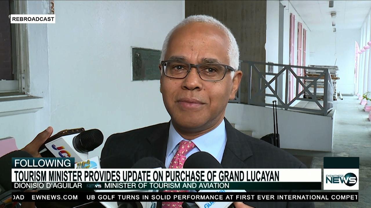 Govt. narrows Grand Lucayan's bidders list