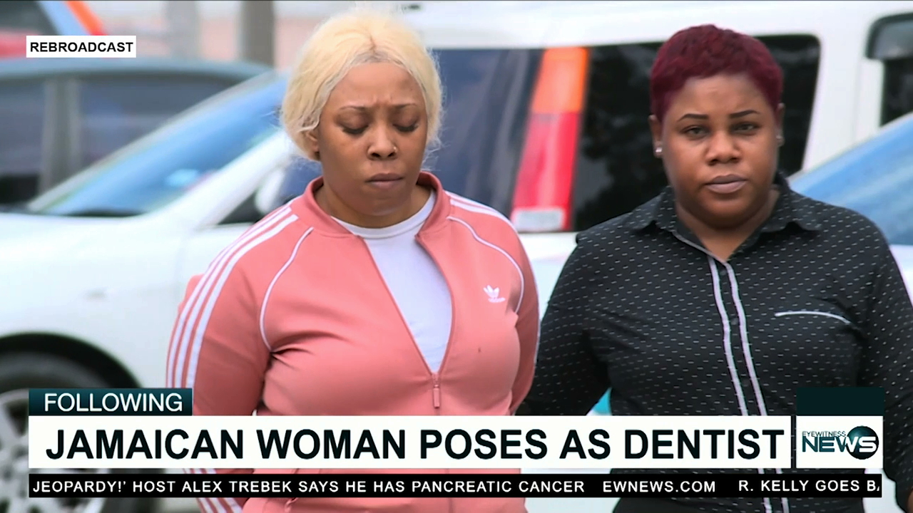Jamaican posing as orthodontist charged on 10 counts of fraud