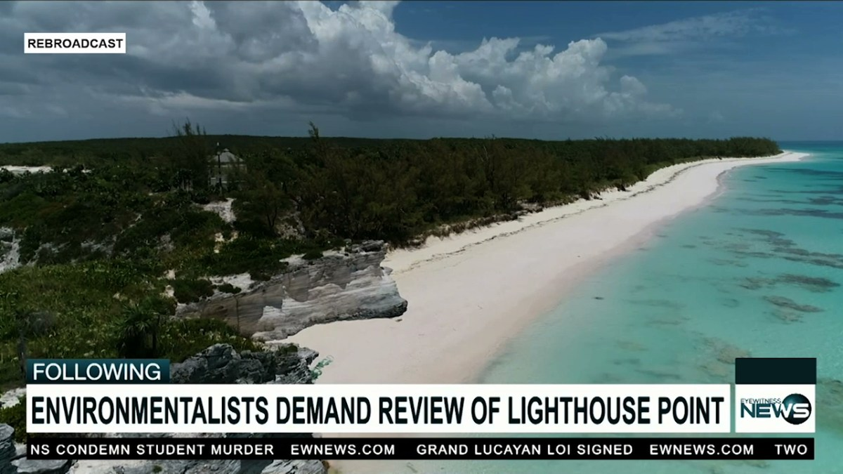 Environmentalists concerned about terms of Lighthouse Point