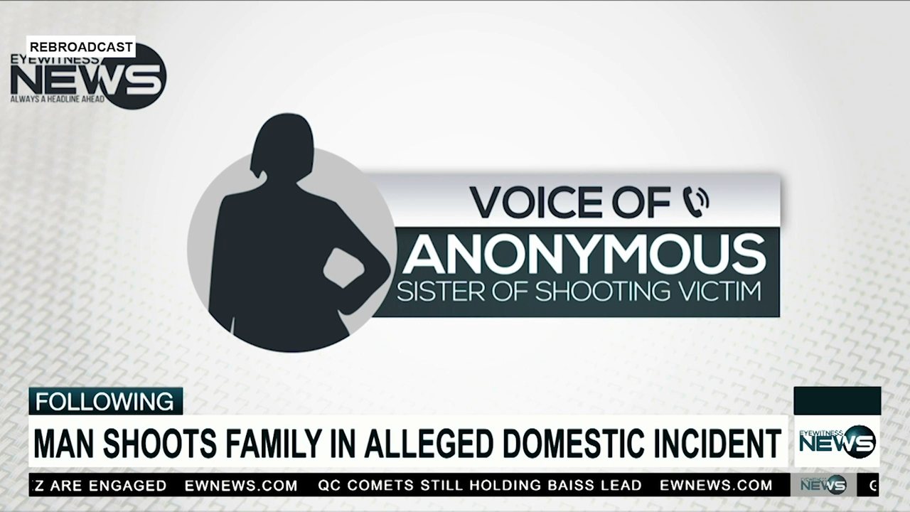 Sister of woman shot alleges she was constantly living in fear