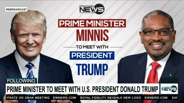 PM to meet with US President Donald J Trump