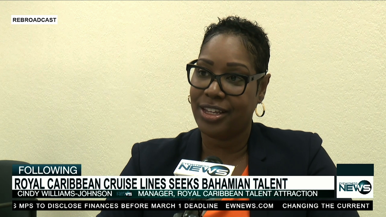 Royal Caribbean hosts another job fair in the capital