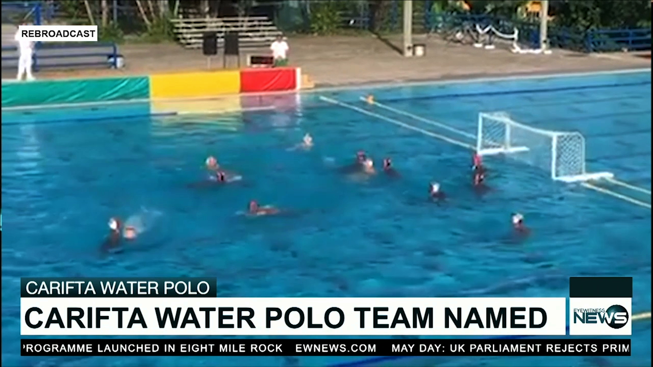 Bahamas Aquatic Federation names CARIFTA water polo team