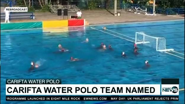 Bahamas Aquatic Federation names CARIFTA water polo team