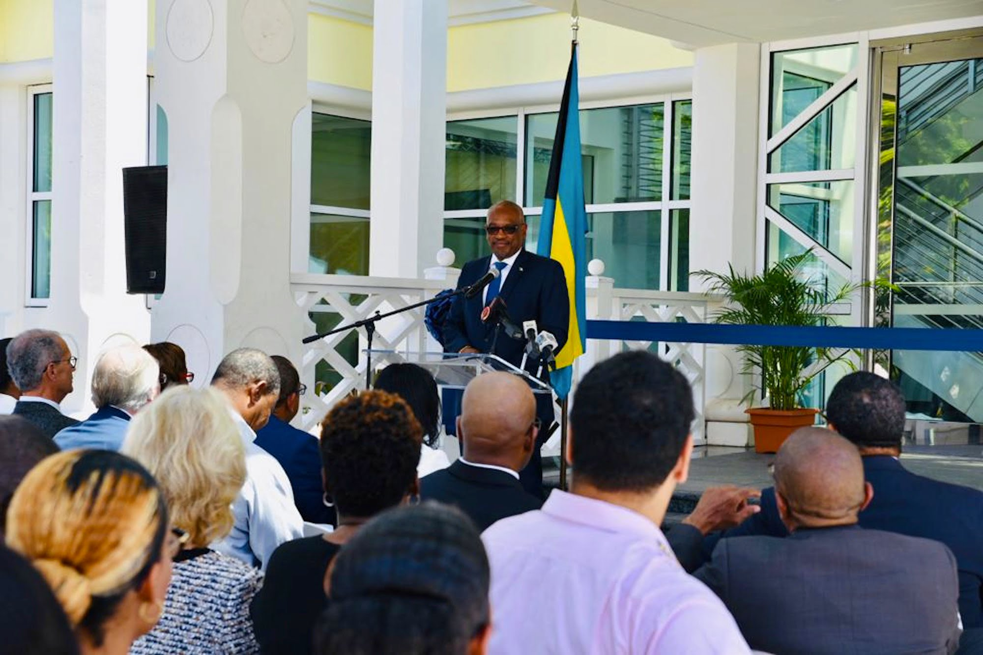 PM officially opens Poinciana House Corporate Centre