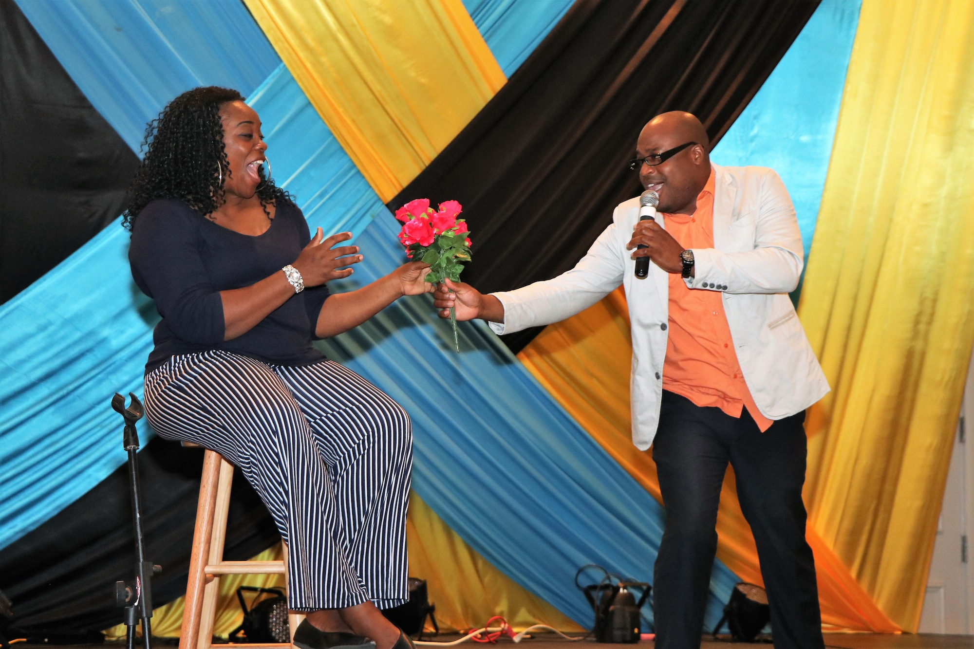 Grand Bahama teachers take to the stage in National Arts Festival
