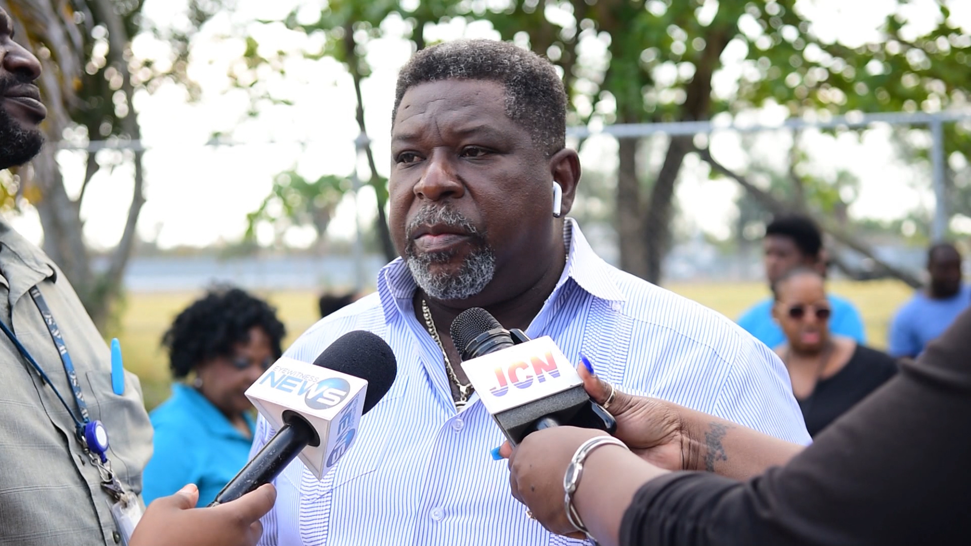 BUSAWU chief hopes talks with WSC heads remain civil