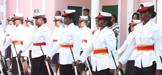 RBPF audit points to gender disparity among reserves