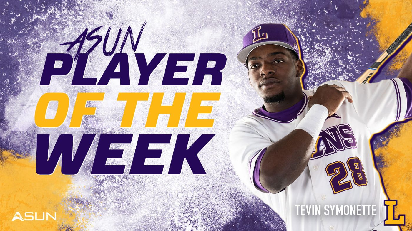 Symonette named ASUN Player of the Week