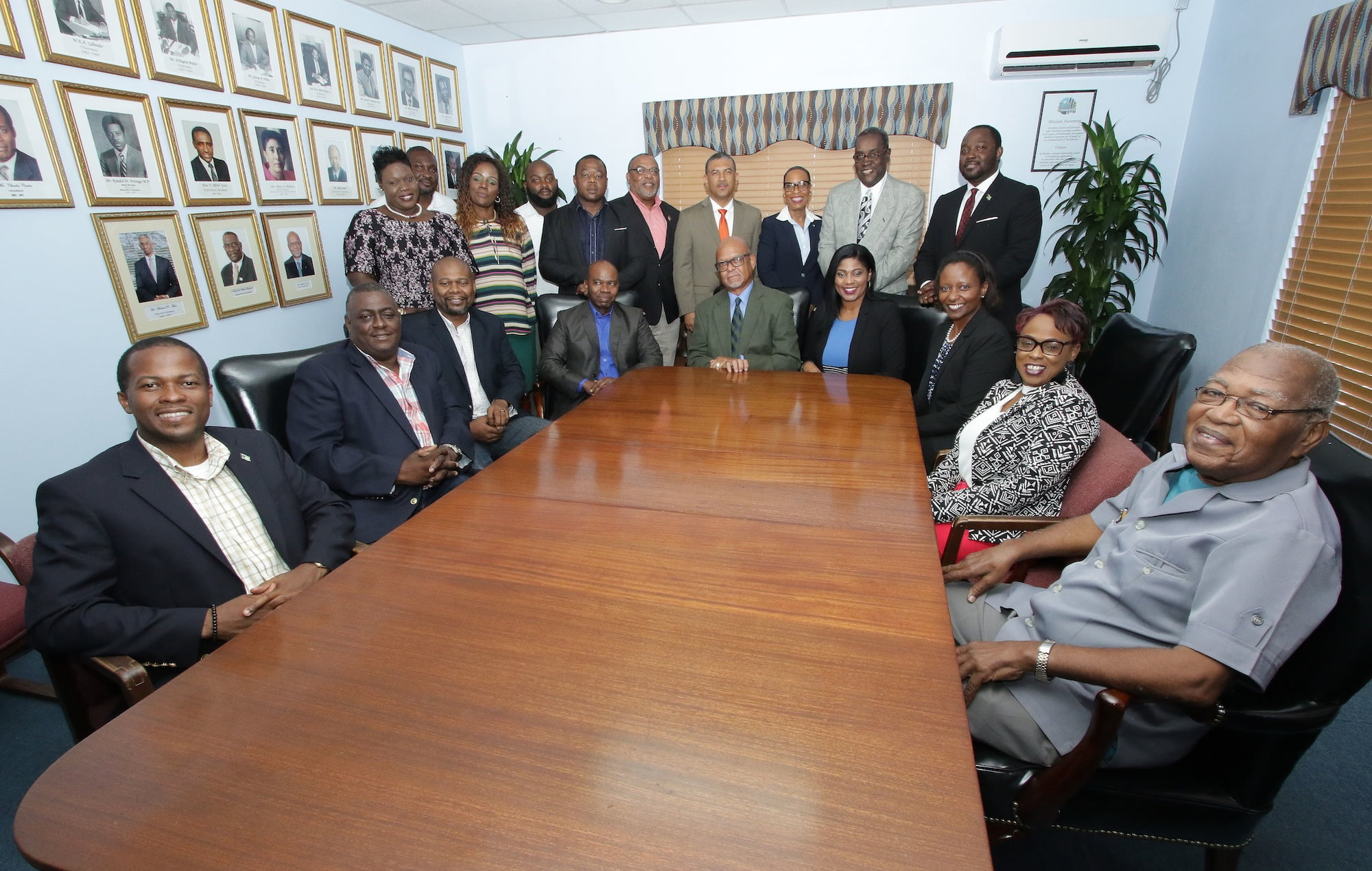 Broadcasting Corporation and BCPOU sign three-year agreement