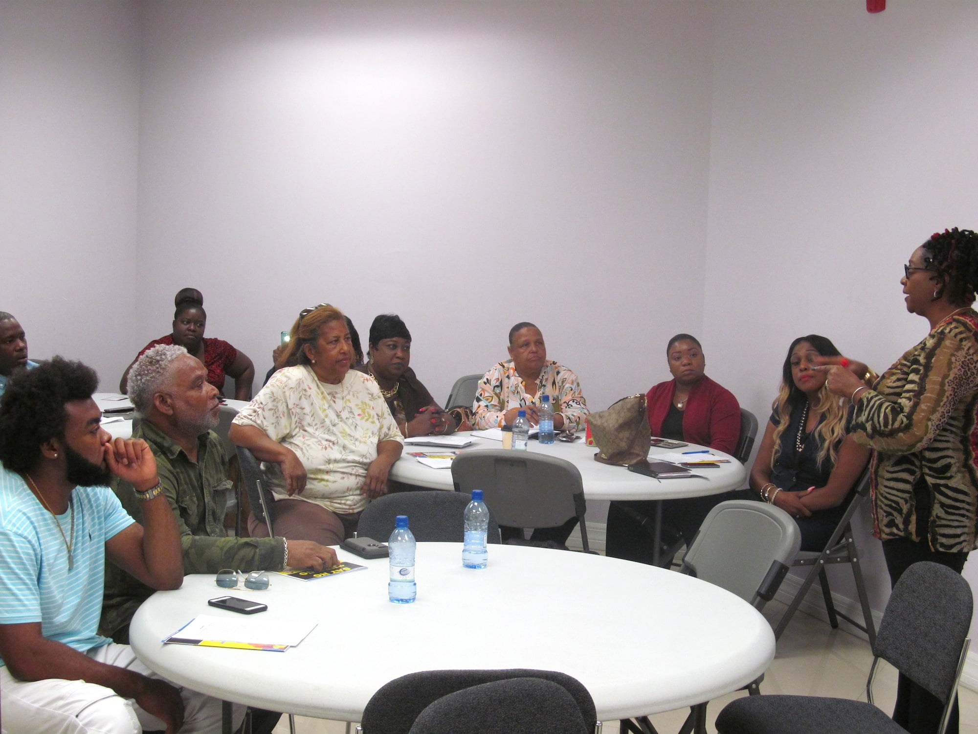 Workshop to help facilitate 'even more effective' community drug intervention programmes