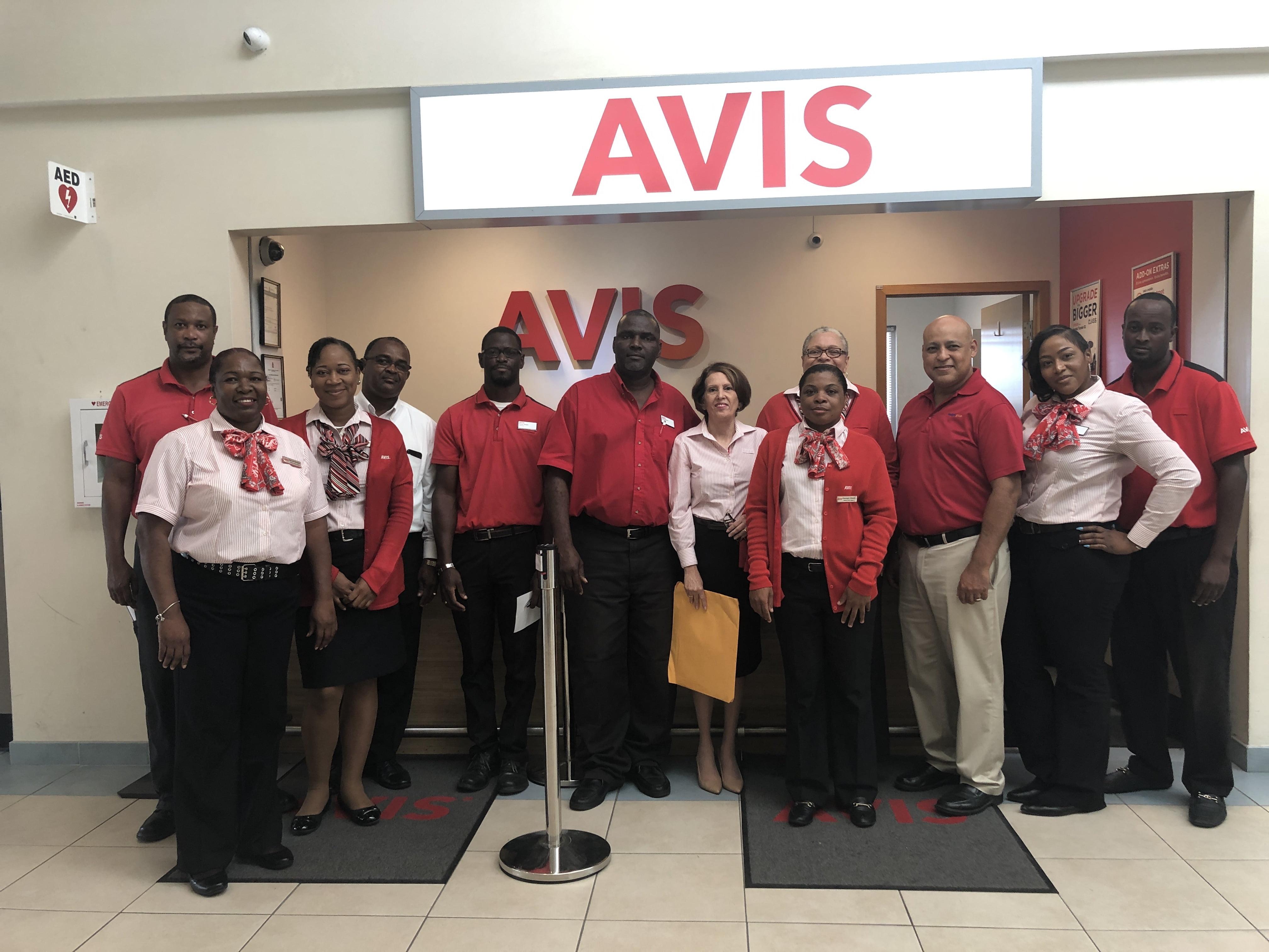 Avis Rent A Car trains local staff