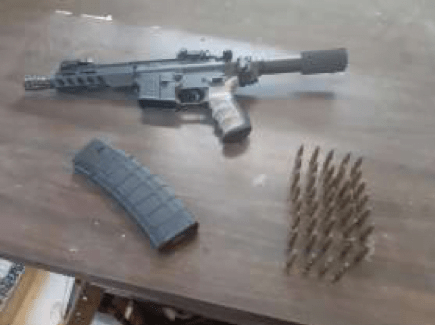 GB police capture wanted fugitive, recovers firearms and ammunition