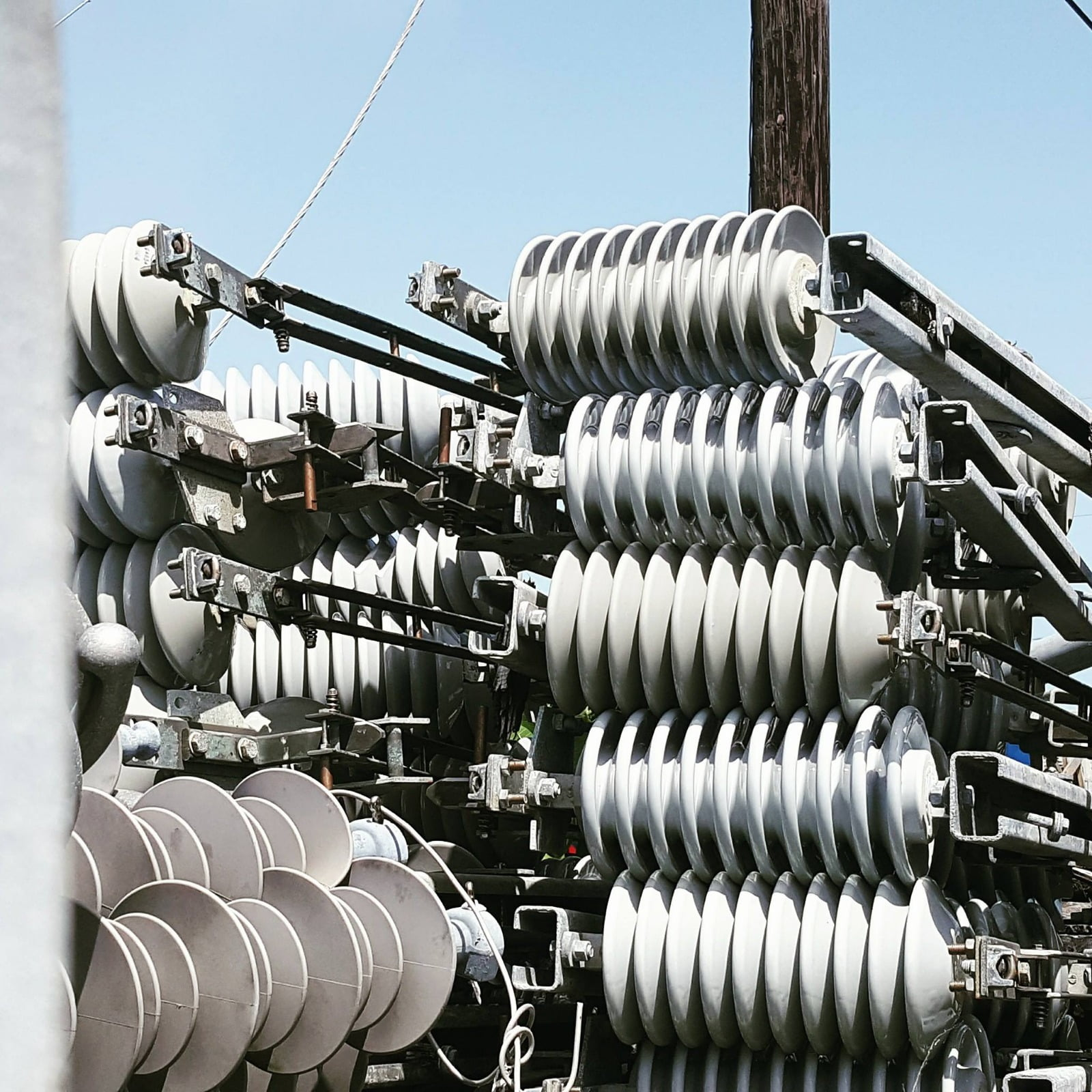 Power outages persist on Bimini