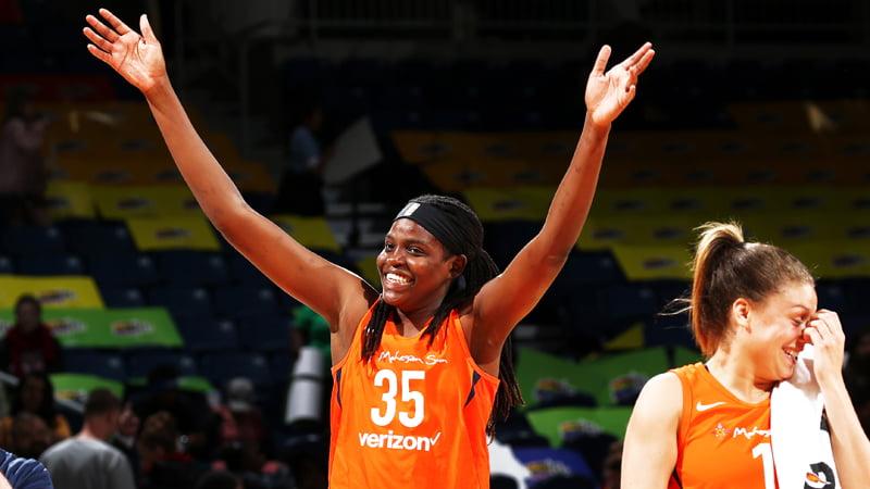 Jones to sit out 2020 WNBA season