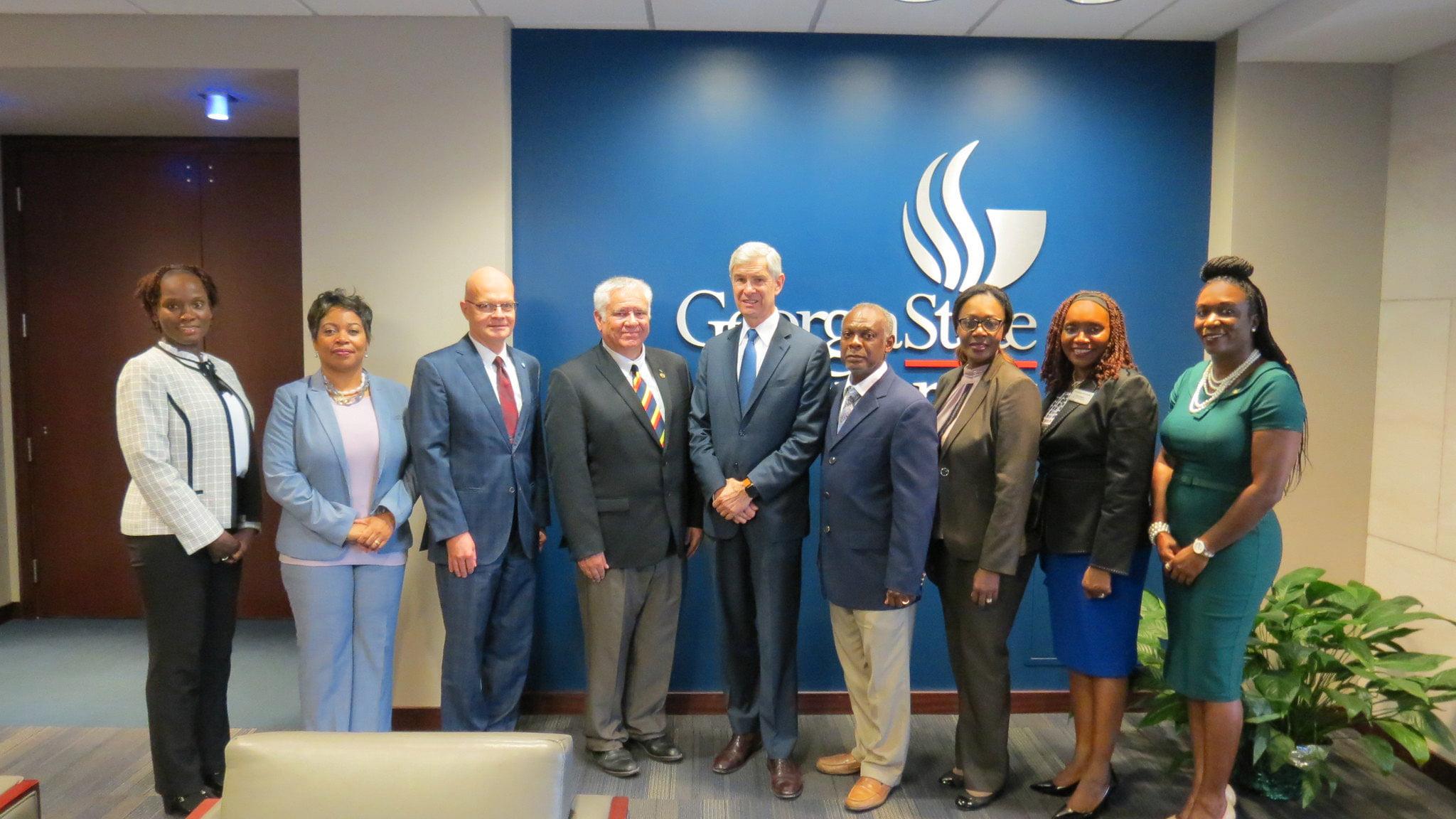 BTVI and Georgia State University forge ties