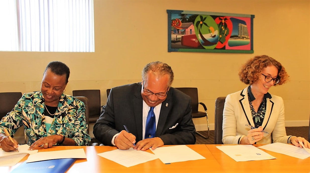 UB and NAGB Formalize Agreement for the Arts