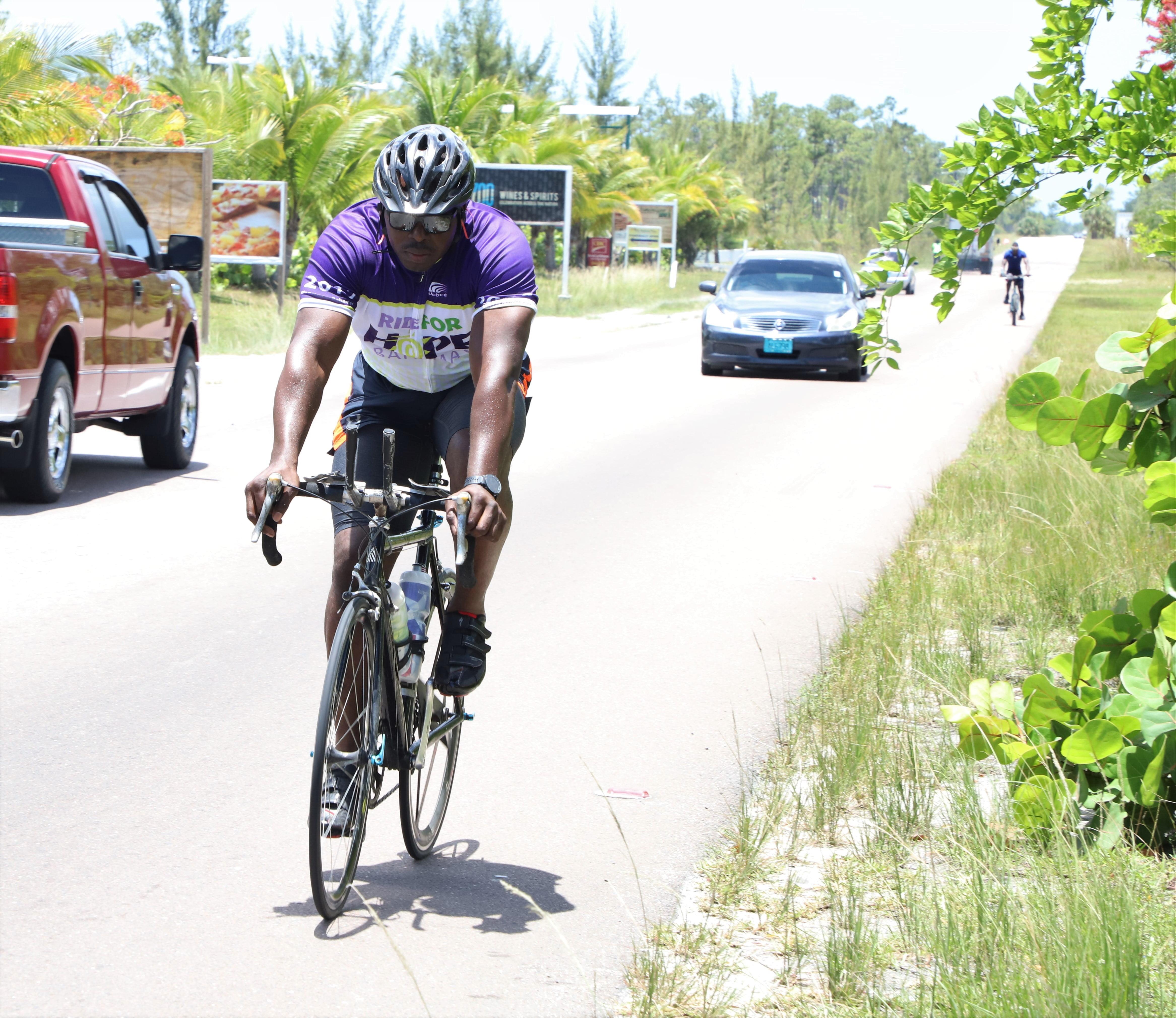 RBDF hosts Ironman Triathlon competition