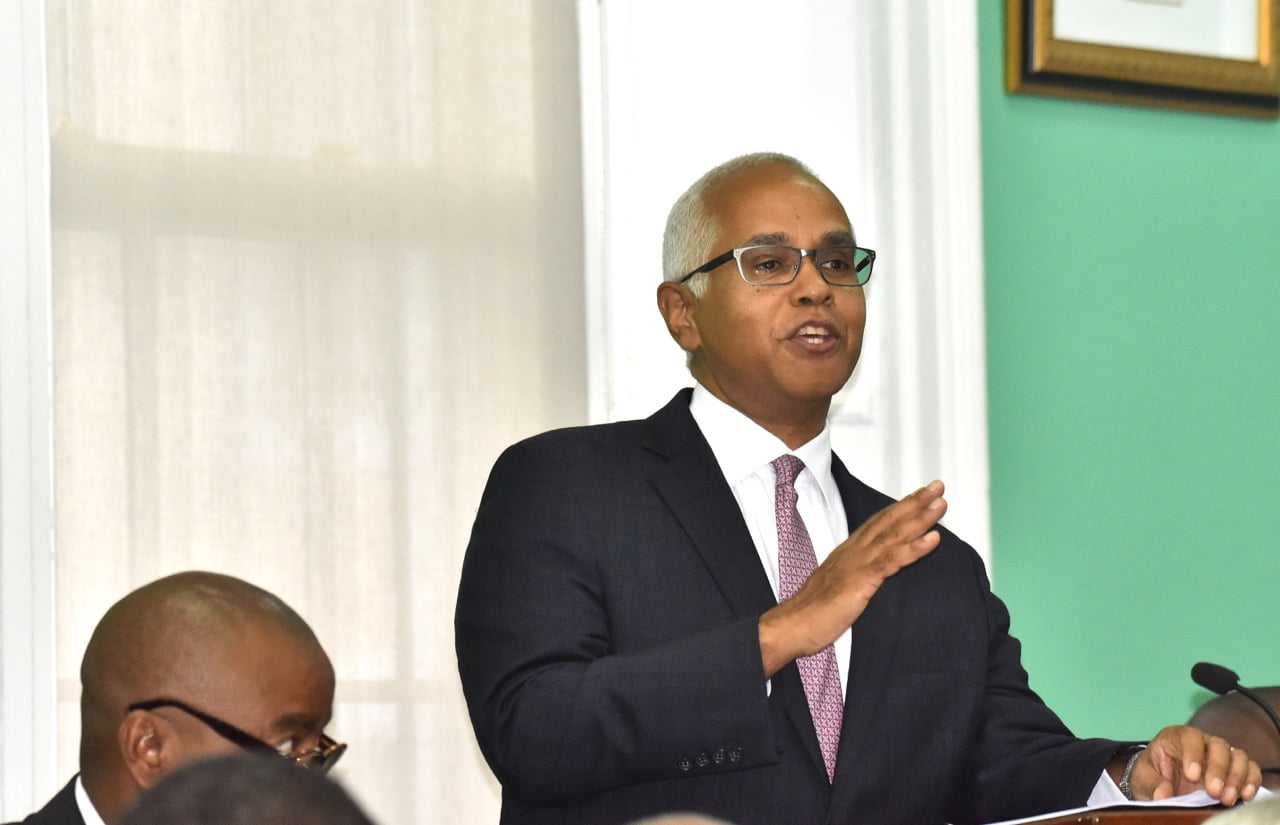 Aviation Minister: The PLP contracted Bahamas Hot Mix on several occasions
