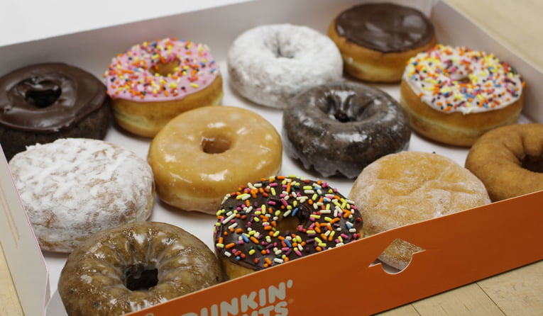 Dunkin' Donuts explains its 'no donut' dilemma
