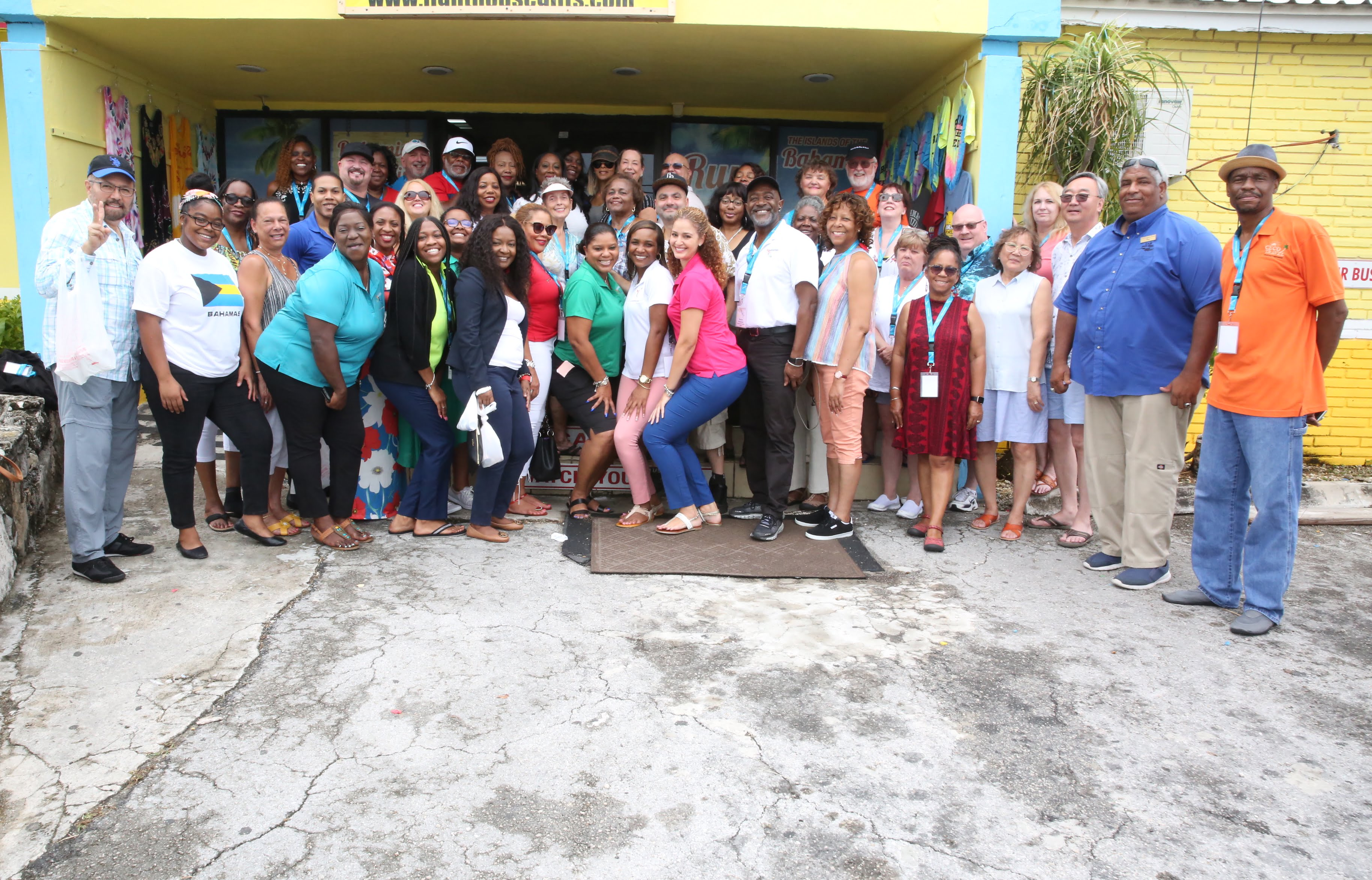 Bahamas Goombay Summer in Freeport  a hit with Florida & Georgia travel agents