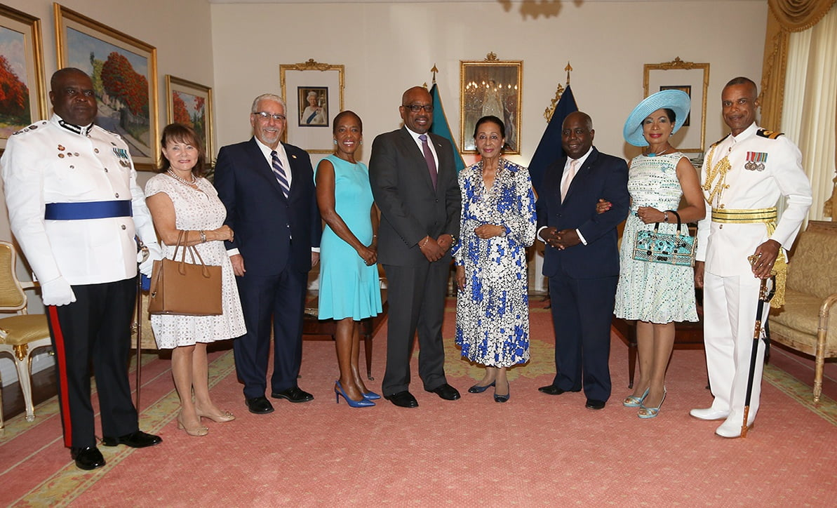 PM thanked Dame Marguerite for dedicated service to country