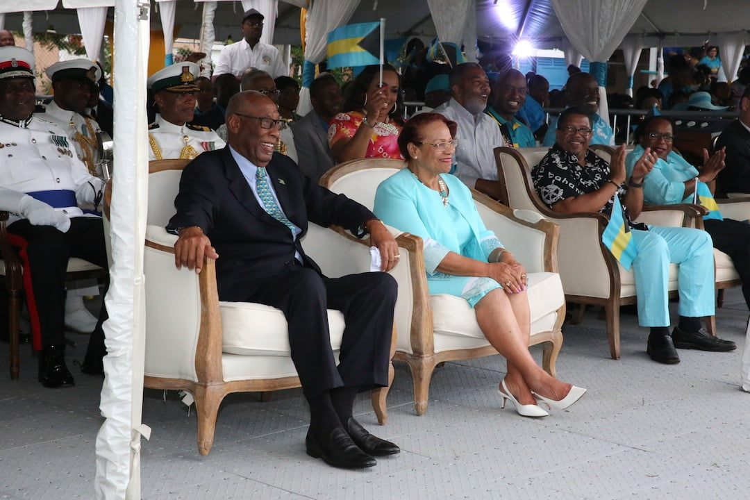 46th Independence anniversary celebrations held in Grand Bahama