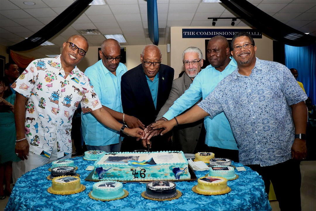 GG attends RBPF's 46th annual independence reception