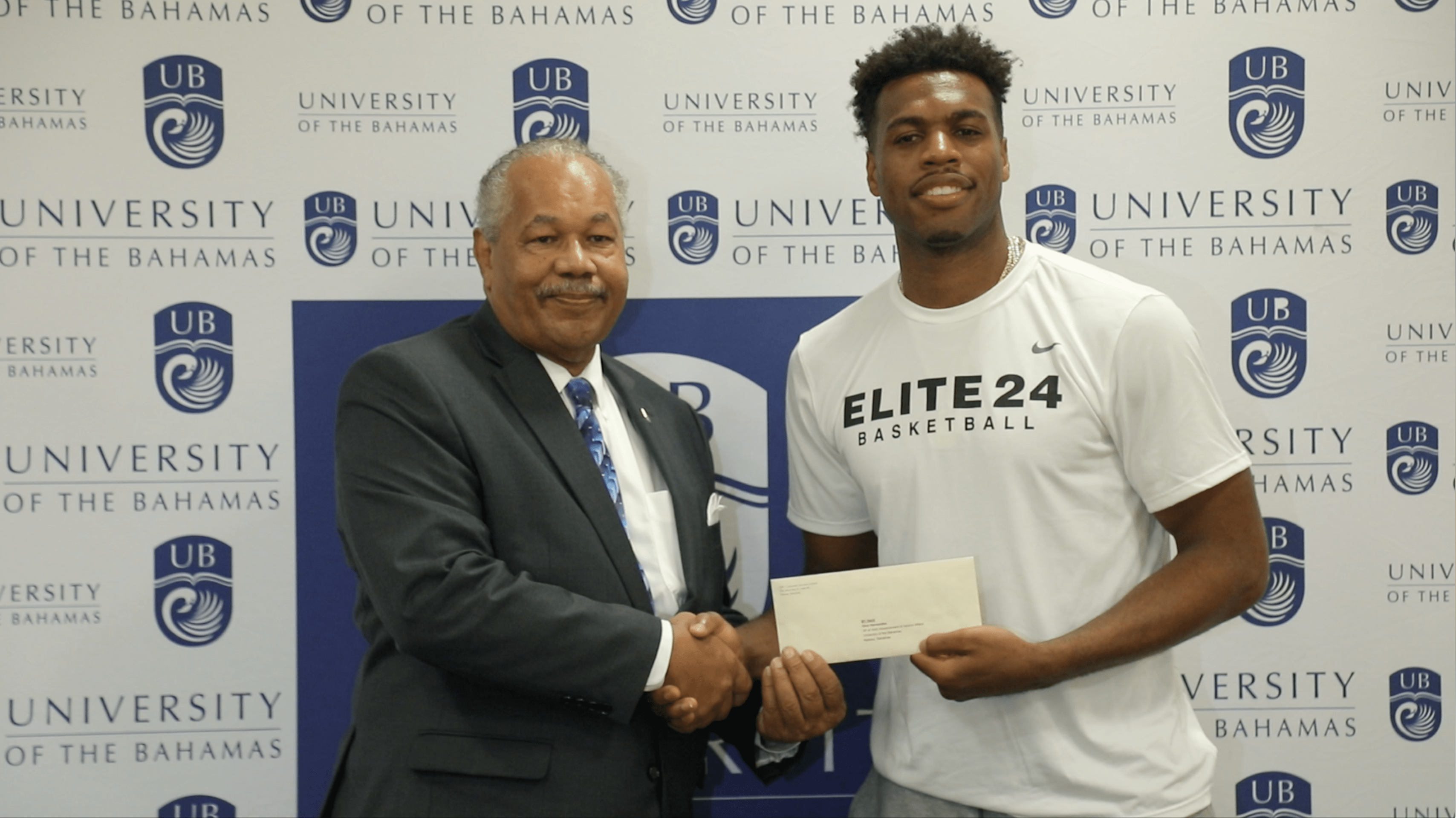 Elite 24 camp offering full ride to UB for MVP