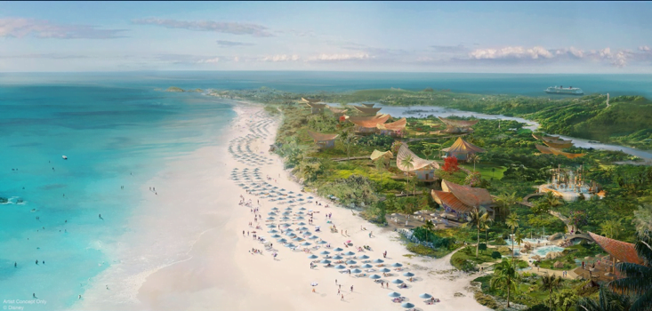 "Disney: Lighthouse Point will celebrate ""culture and spirit"" of The Bahamas"