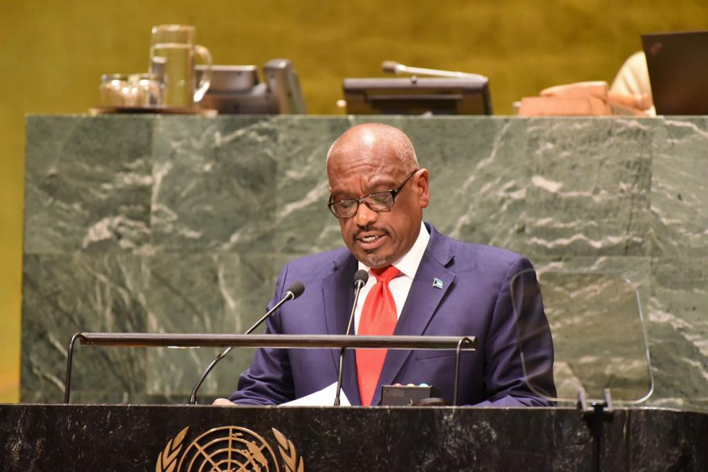 Minnis to UNGA: Dorian is a generational tragedy