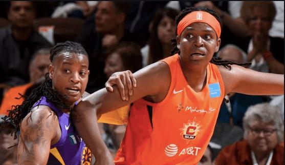 Jones, Sun advance to WNBA finals