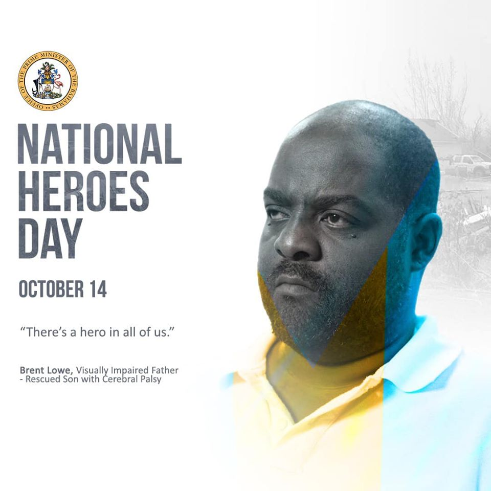 Three Bahamians honored for 'heroic' storm efforts