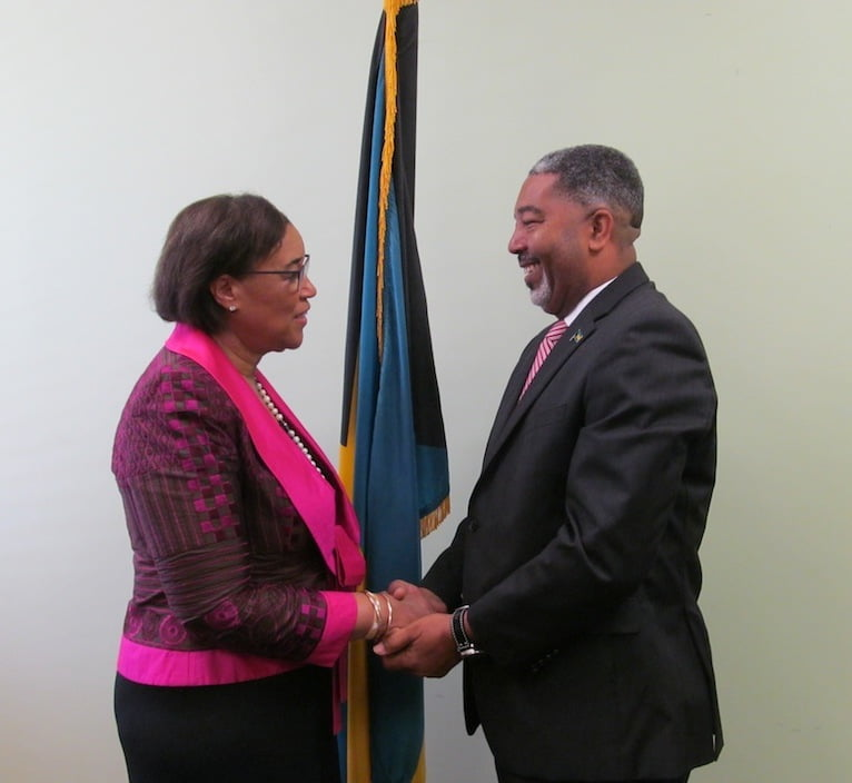 Baroness: Commonwealth stands in solidarity with The Bahamas, Campbell says country to continue to lead charge on climate change
