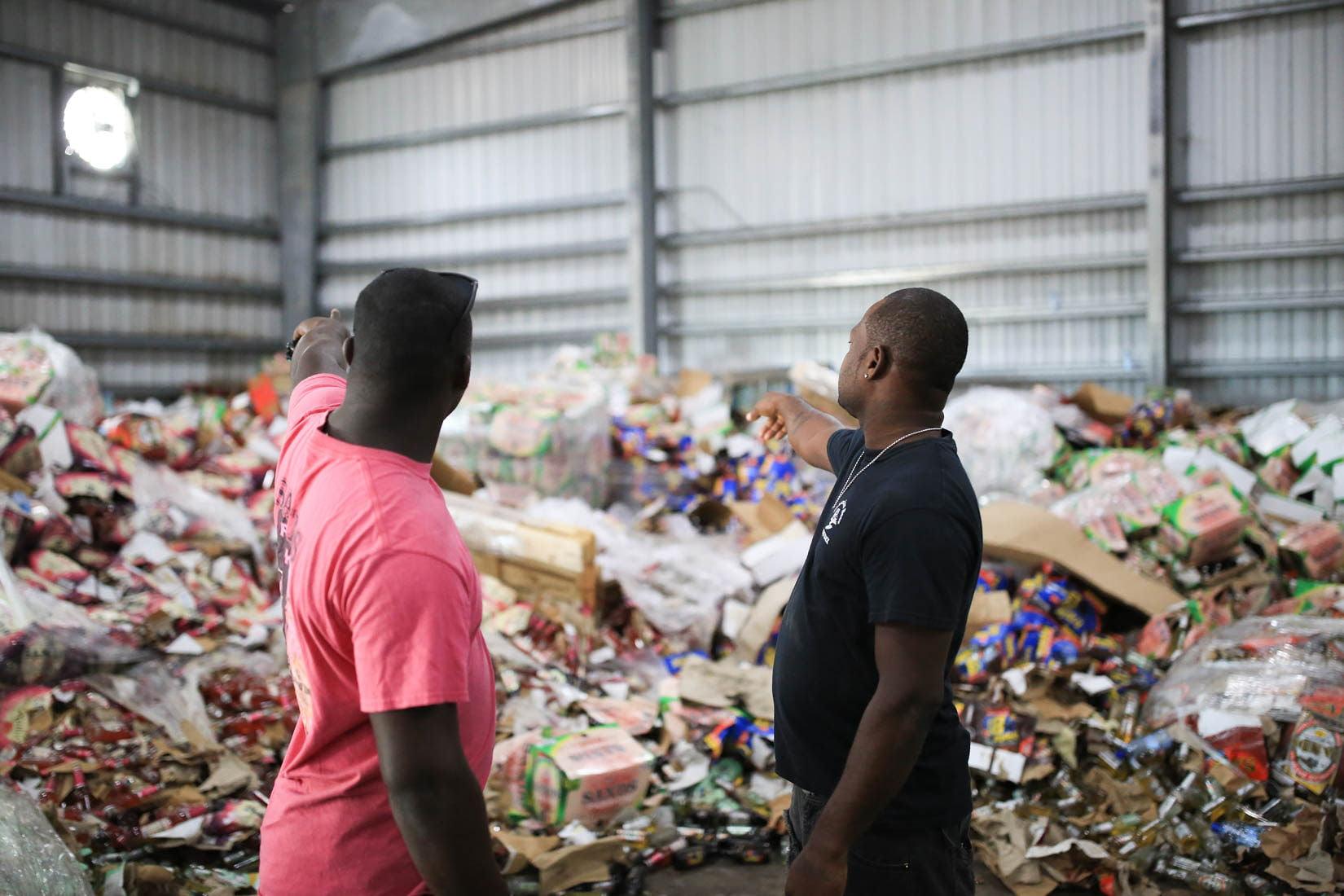 Bahamian Brewery marks major post-Dorian milestone