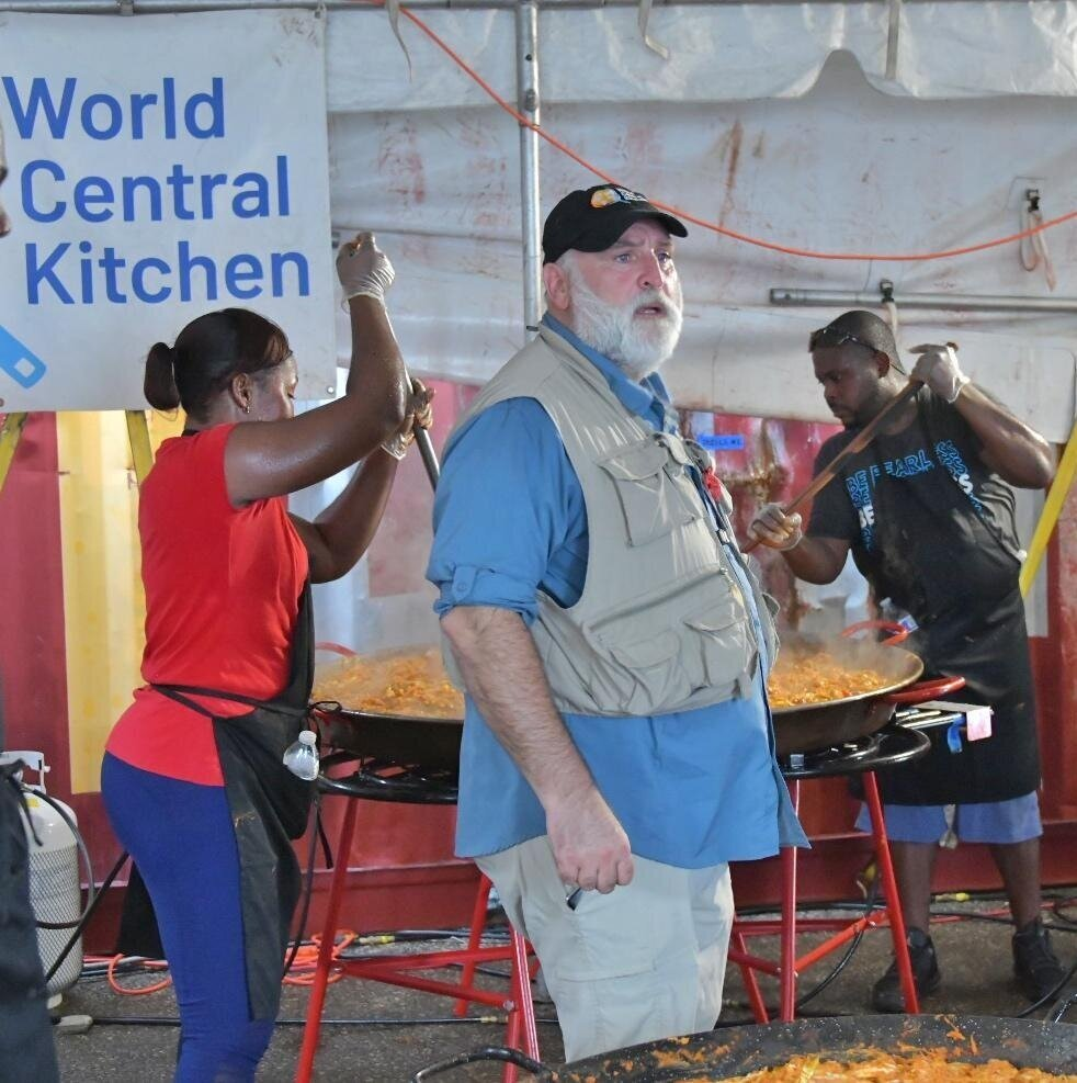 World Central Kitchen hits 1.5 million meals post-Dorian, and still cooking